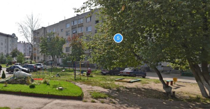 Республика Татарстан, Зеленодольский район, Зеленодольск, улица Энгельса, 5