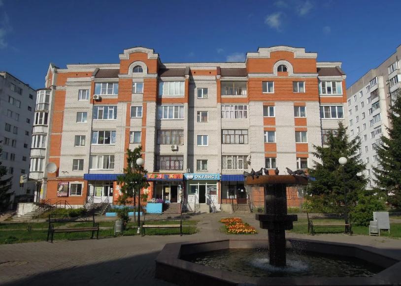 Республика Татарстан, Зеленодольский район, Зеленодольск, улица Комарова, 31